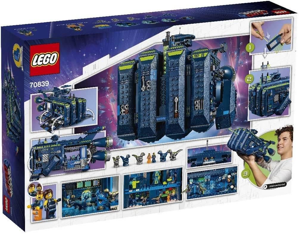 Lego Movie 2 Die Rexcelsior
