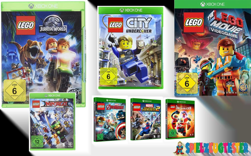 Gute Lego X-Box Spiele