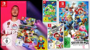 Top 7 Nintendo Switch Kinderspiele