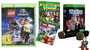 XBox Spiele für Kinder